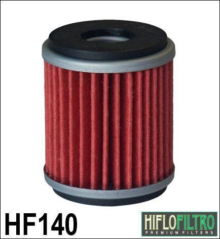 Olejový filtr HiFlo YamahaATV YFM250 RSE2-Y Raptor SE2 rok 09 HF140