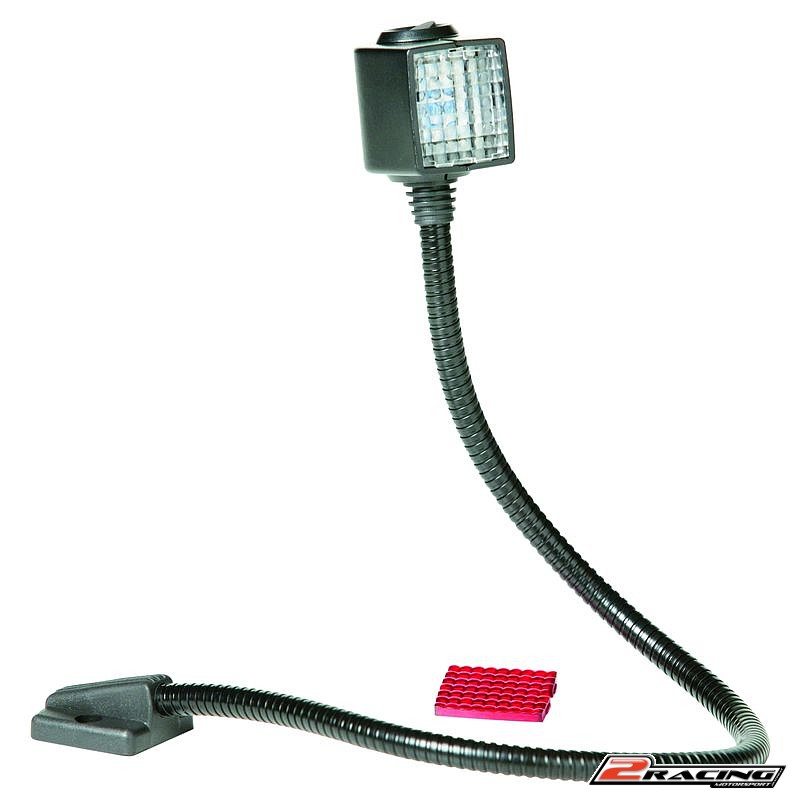 Lampička LED pro spolujezdce
