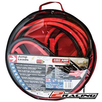 Startovací kabely 480 A 4,5m